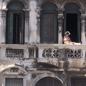 Teatro a Palazzo Venezia